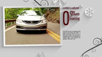 Happy Honda Days Clearance TV Spot, 'One Incredible Sale: Final Days' - Thumbnail 7