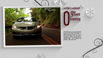 Happy Honda Days Clearance TV Spot, 'One Incredible Sale: Final Days' - Thumbnail 8