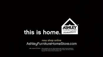 Ashley Furniture Homestore New Year's Savings Bash TV Spot, 'Ring in 2016' - Thumbnail 9