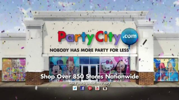 Party City TV Spot, \'New Years: Celebrate Everything\'