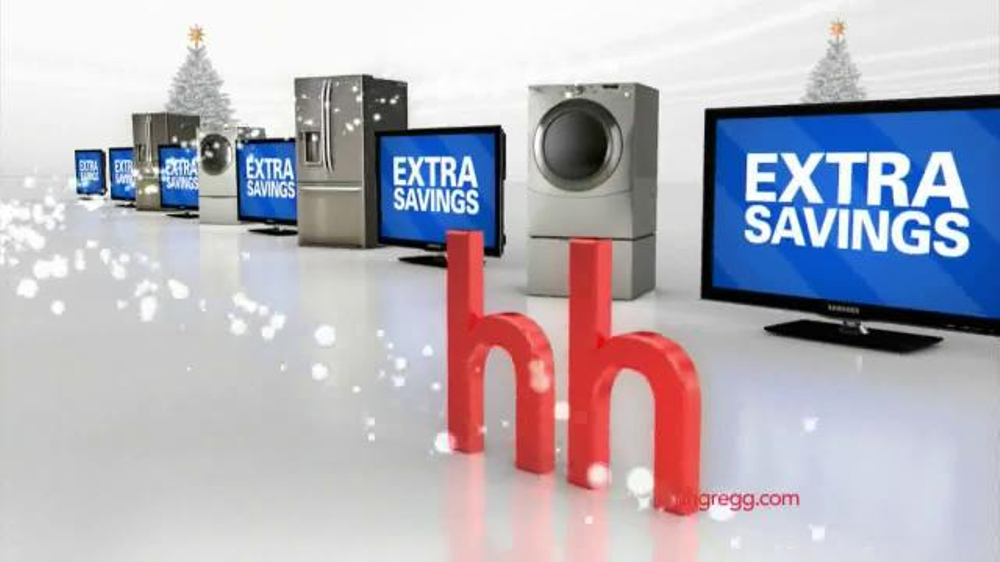 hh gregg after christmas sale tv commercial one day only ispottv - Day After Christmas Ads