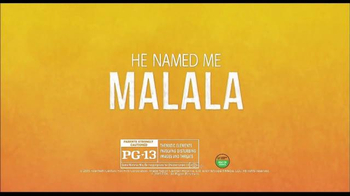XFINITY On Demand TV Spot, 'He Named Me Malala' - Thumbnail 7