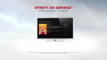 XFINITY On Demand TV Spot, 'He Named Me Malala' - Thumbnail 8