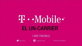 T-Mobile Binge On TV Spot, 'Disfruta de tus shows favoritos' [Spanish] - Thumbnail 9
