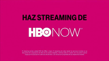 T-Mobile Binge On TV Spot, 'Disfruta de tus shows favoritos' [Spanish] - Thumbnail 5