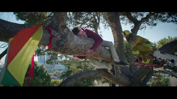 Jack in the Box Chipotle Chicken Club TV Spot, 'Fireman' - Thumbnail 3