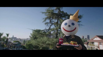 Jack in the Box Chipotle Chicken Club TV Spot, 'Fireman' - Thumbnail 4