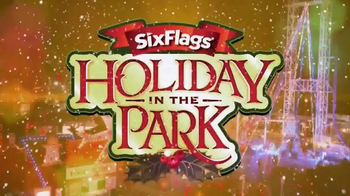 Six Flags Holiday in the Park TV Spot, 'A Family Tradition' - 16 commercial airings