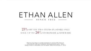 Ethan Allen TV Spot, 'Home of Your Dreams' - Thumbnail 8