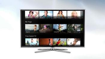 XFINITY On Demand TV Spot, 'Gaiam TV Fit & Yoga' - Thumbnail 9