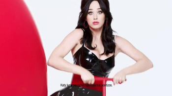 CoverGirl blastPRO Plumpify TV Spot, 'Volumen' con Katy Perry [Spanish] - 553 commercial airings