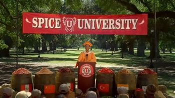 Popeyes TV Spot, 'Spice University: Bahamas Bowl'