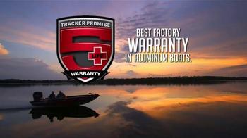 Tracker Boats TV Spot, 'Best Factory Warranty' - Thumbnail 8