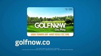 GolfNow.com Gift Card TV Spot, 'Gift Giving' - Thumbnail 7
