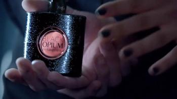 Yves Saint Laurent Beauty Black Opium TV Spot, 'Tunnel' Song by Emma Louise - Thumbnail 5