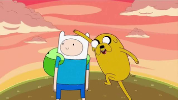 Fruity Pebbles TV Spot, 'Cartoon Network: Adventure Time' - 28 commercial airings
