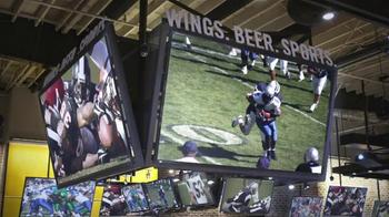 Buffalo Wild Wings TV Spot, 'Watching the Game'