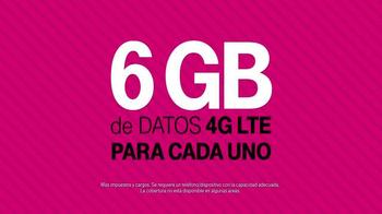 T-Mobile TV Spot, 'No compartes datos' [Spanish] - Thumbnail 7