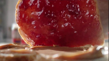 Smucker's Strawberry Jam TV Spot, 'PB&J' - Thumbnail 7