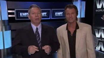 WPT Cruise TV Spot, 'Poker in Paradise' Featuring Vince Van Patten