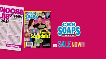 CBS Soaps in Depth TV Spot, 'Bold & Beautiful Shocker' - Thumbnail 8