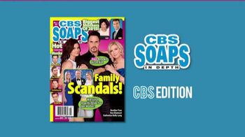 CBS Soaps in Depth TV Spot, 'Bold & Beautiful Shocker' - Thumbnail 4