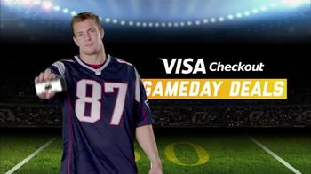 NFL Shop TV Spot, 'Visa Gameday Deals' Featuring Rob Gronkowski - Thumbnail 2