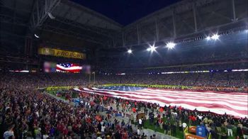 USAA TV Spot, 'Salute to Service: 2016 Pro Bowl' - 1 commercial airings