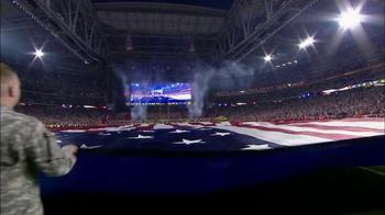 USAA TV Spot, 'Salute to Service: 2016 Pro Bowl' - Thumbnail 3
