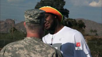 USAA TV Spot, 'Salute to Service: 2016 Pro Bowl' - Thumbnail 5