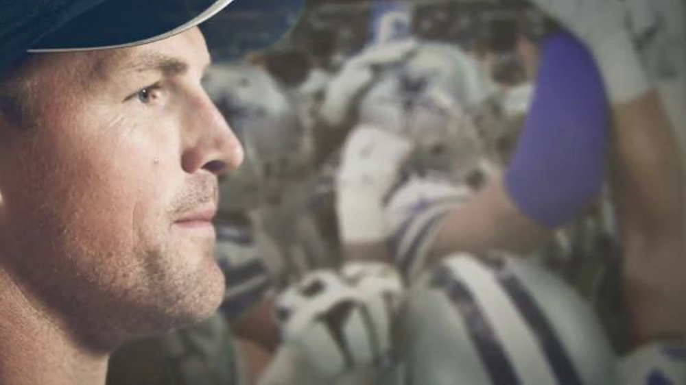 NFL TV Commercial, 'Football is Family' Featuring Jason Witten