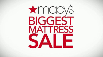 Macy's Biggest Mattress Sale TV Spot, 'Holiday Specials' - Thumbnail 7