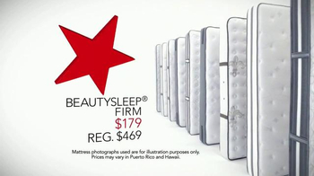 Macy's Biggest Mattress Sale TV Spot, 'Holiday Specials' - Thumbnail 3