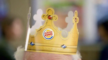 Burger King Flame Grilled Chicken Burger TV Spot, 'Getting Old' - Thumbnail 1