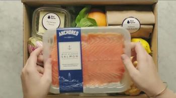 Blue Apron TV Spot, 'Wild Alaskan Salmon' - Thumbnail 2