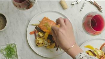 Blue Apron TV Spot, 'Wild Alaskan Salmon' - Thumbnail 8