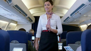 Texture TV Spot, 'Flight Attendant' - Thumbnail 2