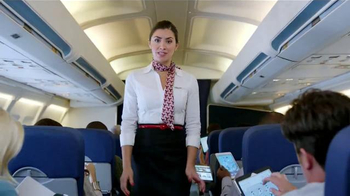 Texture TV Spot, 'Flight Attendant' - Thumbnail 5