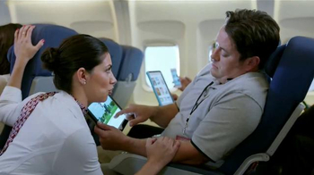 Texture TV Spot, 'Flight Attendant' - Thumbnail 6