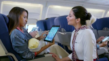 Texture TV Spot, 'Flight Attendant' - Thumbnail 7