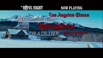 The Hateful Eight - Alternate Trailer 18
