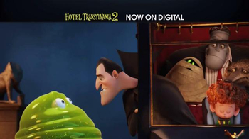 Hotel Transylvania 2 Digital HD TV Spot