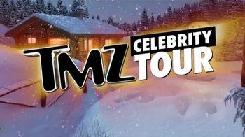 TMZ Celebrity Tour TV Spot, 'Holidays' - 3 commercial airings