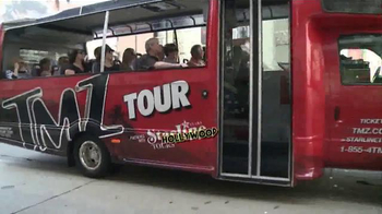 TMZ Celebrity Tour TV Spot, 'Holidays' - Thumbnail 5