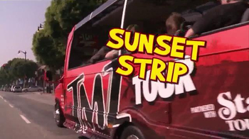 TMZ Celebrity Tour TV Spot, 'Holidays' - Thumbnail 6