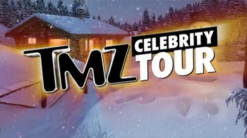 TMZ Celebrity Tour TV Spot, 'Holidays' - 3 commercial airings