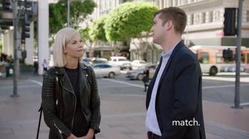 Match.com TV Spot, 'Match On the Street: Jordan More Mature' - Thumbnail 1