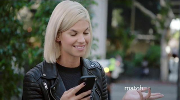 Match.com TV Spot, 'Match On the Street: Jordan More Mature' - Thumbnail 5