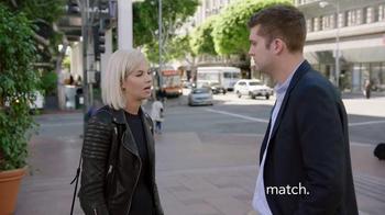 Match.com TV Spot, 'Match On the Street: Jordan More Mature' - Thumbnail 6