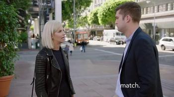 Match.com TV Spot, 'Match On the Street: Jordan More Mature' - Thumbnail 7